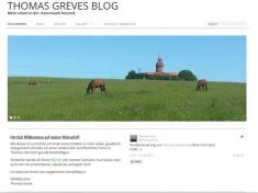 Neue Gestalt von Thomas Greves Blog