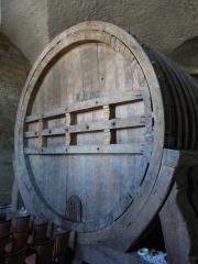 Das größte Weinfaß Deutschlands im Schloß Halberstadt