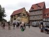mdr >>Hier ab Vier<< Dreharbeiten in Quedlinburg