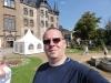 Thomas Greve am Schloß Wernigerode