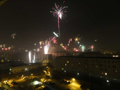 A happy and lucky New Year 2012!!!