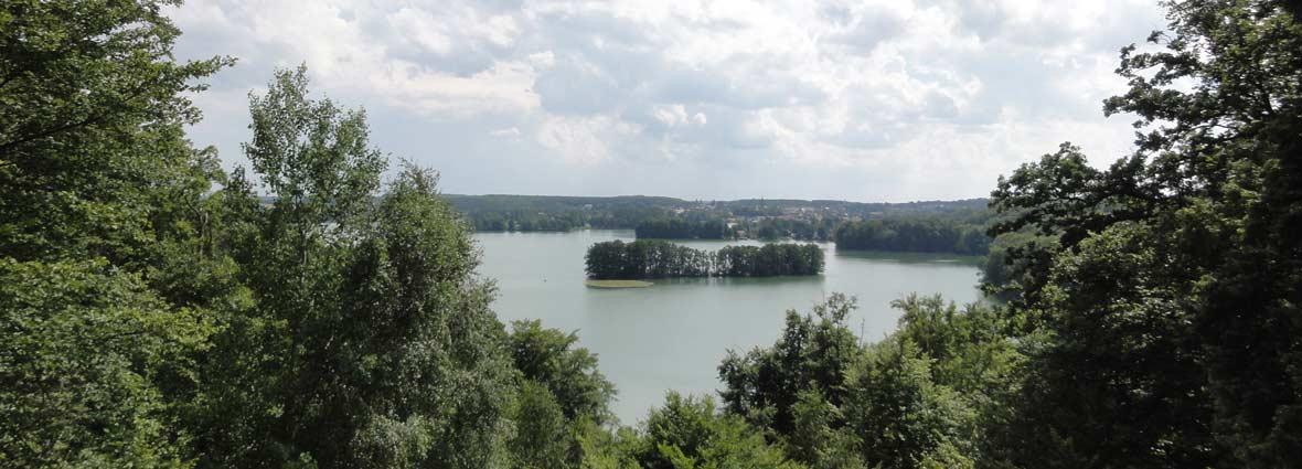 Blick vom Reierberg im Sommer 2012